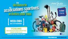 FORUMS DES SPORTS 2019: LES OFFICES DU SPORT EN ACTION